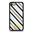 Coach New York Stripe Case Cover For Iphone 7 7 S Plus
