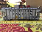 Atlas O Scale Two Rail Southern Pacific Airslide Hopper Weathered