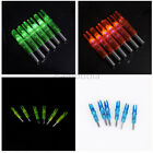6PCS 6.2mm Hunting Archery Lighted Nock Compound Bow LED Lighted Arrow Nock Tail
