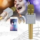 Q9 Wireless Bluetooth Karaoke Microphone Speaker Handheld With USB KTV Player