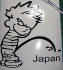 Piss on Japan Sticker Aufkleber  BMW AUDI VW Renault Peugeot GT GTI Style Tuning
