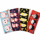 Choo Choo Slim Case 2 - JETOY - Cute Cat Slim Zipper Pencil Case - Accessory Bag