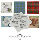 NEW SCOTTISH BURNS NIGHT PACK OF 20 PAPER NAPKINS SERVIETTES - RANGE OF DESIGNS