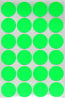 Dot Stickers Round Color Coding Labels 25mm 1 Inch Permanent Adhesive 120 Pack  <br/> COLORED CODED LABEL DOTS 1&quot; STICKER FOR ORGANIZING