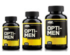 Optimum Nutrition ON OPTI-MEN MULTIVITAMIN | 3 Sizes - 90 / 150 / 240 Tablets