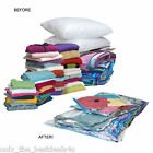 80 X 100 CM LARGE VACUUM STORAGE SPACE SAVING BAG BAGS VAC BAG SPACE SAVER BAG