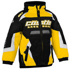 Castle X Toddler Bolt G3 Yellow Insulated Snowmobile Winter Jacket 72-513X