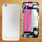 Full Replace Back Rear Housing Battery Door For iPhone 6 6S 6P 6SP Assembly part