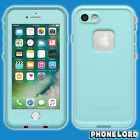 Genuine new Lifeproof Fre Frē case cover for iPhone 8 7 waterproof tough Aqua