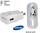 OEM Fast Rapid Wall Charger 5 Ft Cable For Samsung Galaxy S6 S7 Edge Note4 Note5