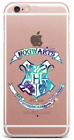 Harry Potter Hard Case Cover Semi Transparent for iPhones