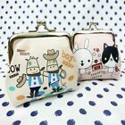Novelty Small Coin Purse Change Wallet Rabbit Cowboys Kids Gift