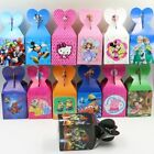 12PCS Candy Box Cartoon Theme Birthday Party Supplies Baby Shower Gift Boxes