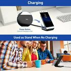 Seneo Type-C Fast Wireless Charger Pad Stand for Samsung Galaxy iPhone X 8 Plus