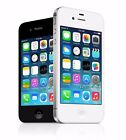 Apple Iphone 4 16 32gb Gsm Factory Unlocked 3g Smartphone Black / White Mint