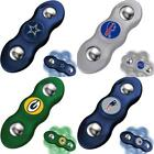 NFL Logo 2 in 1 Flik 2 Way Fidget Spinner & Rolling Balls ( Pick Your Team ) NEW