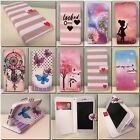 Flip Wallet Leather Case For Apple iPhone 7 8 New Magnetic Luxury cover  -