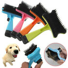 Pet Grooming Brush Suitable For Cats Dogs Pet Groom Comb Quick Clean Easy Tool