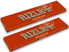 RED RIZZLA Genuine Cigarette Rolling Papers Original KING SIZE  1 10 50 Booklets