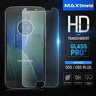 MAXSHIELD Motorola G5S Plus G5/G5 Plus Tempered Glass LCD Screen Protector Guard