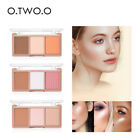 Bronzing Highlighter Makeup Tools Powder Palette Contour Cosmetic Powder GIFT