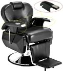 Barber Chair Armrest with Plastic Base
