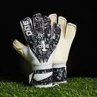 One Glove Geo Blade Finger Protection Goalkeeper Gloves