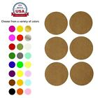 Color Coding 2 Inch Round Dot Stickers Circle Permanent Adhesive Labels 72 Pack