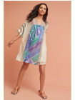 Anthropologie NWT Tanvi Kedia VEENA beaded Caftan Dress LARGE L