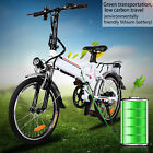 Alpine Trails 36V Battery Powered Electric Mountain Bike Bicycle 3 TYPE NEW