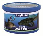 König British Algen Wafer 40g 100g Fischfutter Aquarium Wels Plecostomus