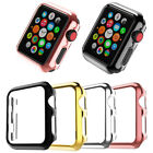 Внешний вид - For Apple Watch Tempered Glass 3D Full Metal Cover Screen Protector Case 42/38mm