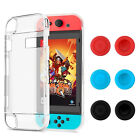 [Slimfit Series] Premium Slim Clear TPU Protective Case for Nintendo Switch 2018