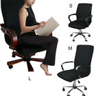 Colorful Elastic Computer Study Office Rotating Chair Cover Stretch Protect