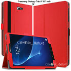 "Flip Leather Stand Cover Smart Case For Samsung Galaxy Tab A6 10.1"" T580/T585"