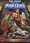 He-Man And The Masters Of The Universe *Origins  10 episodes  (DVD 2009)  NEW