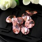Oval Cut Red Pink Orange Sapphire Loose Gemstones Natural Stone Jewelry Gem