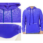 Jack Frost Cosplay Men Hoodie Rise of the Guardians Costume Blue