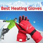 Winter Electric Heated Gloves Rechargeable Battery Work Motorcycle Hands Warmer