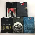 element tshirt - Men's Element Custom Fit T-Shirt