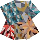 Vivacious Hand Tufted Modern Abstract Rugs in small to x-large sizes