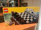 LEGO 40174 Chess & Checkers 2 in 1 Set 1450pcs New Free Shipping
