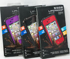 New Genuine Lifeproof Fre Series Waterproof Case For iPhone 4 / 4S with wire LNR