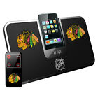 iHip Officially Licensed NHL Portable iDock - With Wireless Remote