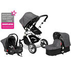INFABABY EVO - FUNKY ZEBRA 3in1 BABY TRAVEL SYSTEM <br/> RRP &pound;499 ✔  12 MONTHS WARRANTY ✔ MONEY BACK GUARANTEE ✔
