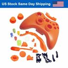 Wireless Controller Protect Case Shell Replacement for Xbox 360 Buttons Screws
