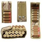 1Pc Waterproof Anti-corrosion 16-Hole Bullets Package Outdoor Hunting Bullet Bag