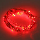 20-200LED Solar / Battery Powered Outdoor Xmas LED Fairy Lights String Party OF