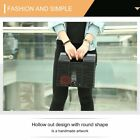Women Hollow Out Square Bamboo Woven Handbag for Travelling Out shopping OE