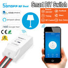 Sonoff Wifi Smart Switch Timer Controller Monitor Universal Fashion Home Style